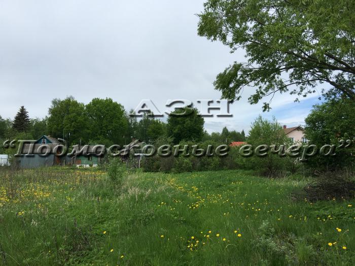 Участок на продажу по адресу Россия, Московская область, Одинцовский район, Михайловское