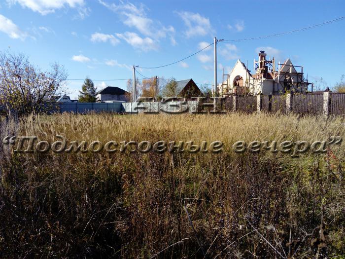 Участок на продажу по адресу Россия, Московская область, Одинцовский район, Никольское