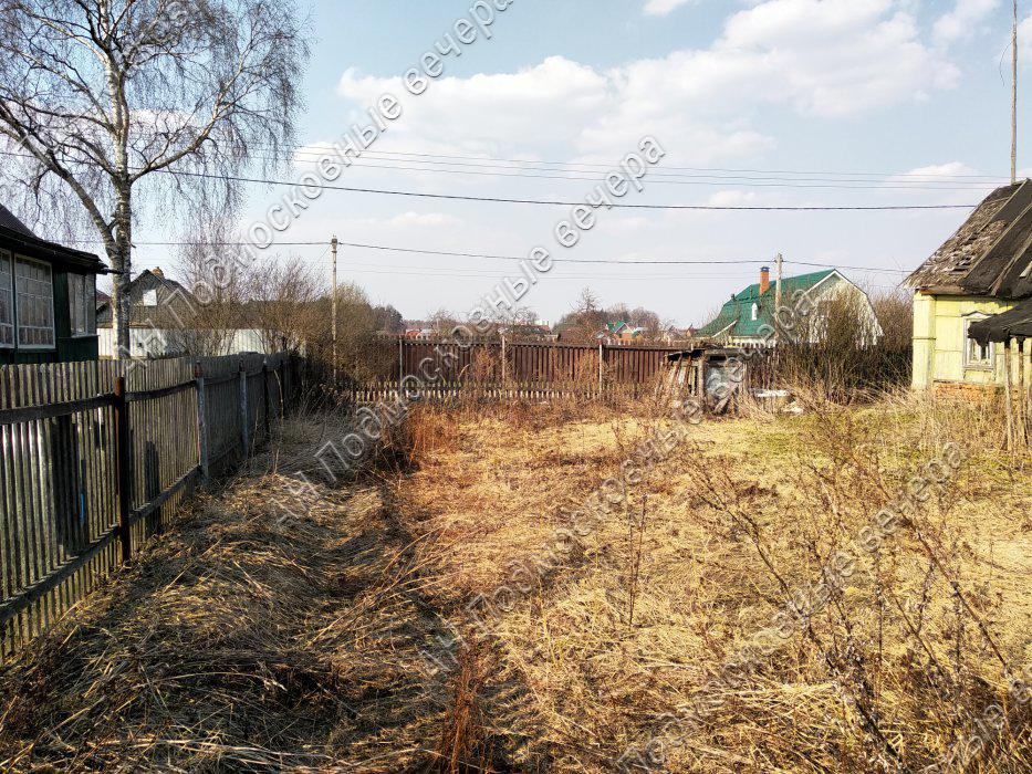 Участок: Бакеево (фото 1)