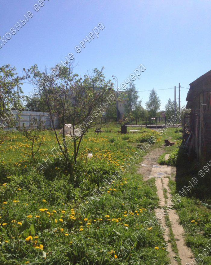 участок -  Беляниново, Мытищинский р-н