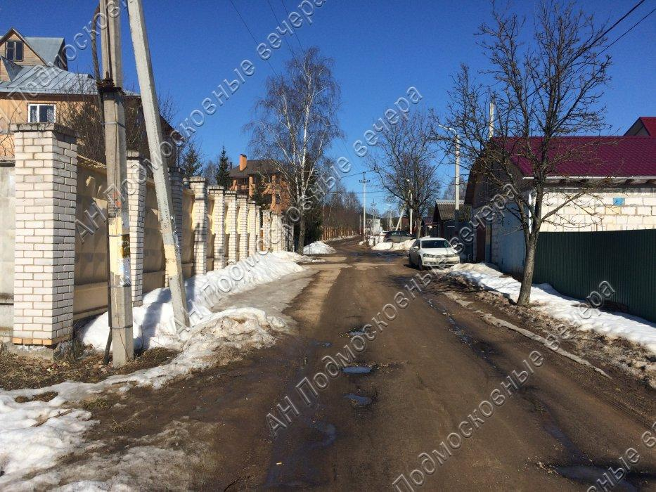 участок - г. Дедовск, Истринский р-н